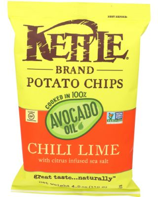 Chili Lime w/ Avocado Oil Chips