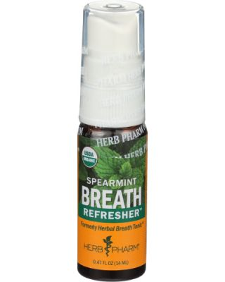 Spearmint Breath Tonic
