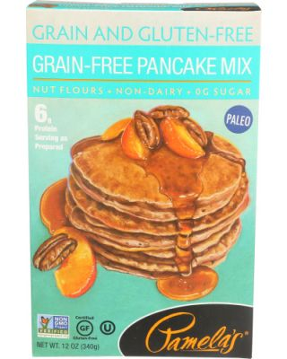 Pancake Mix Grain Free
