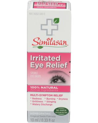 Irritated Eye Relief