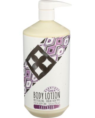 Everyday Shea Lavender Lotion