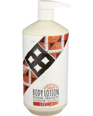 Everyday Shea Vanilla Lotion