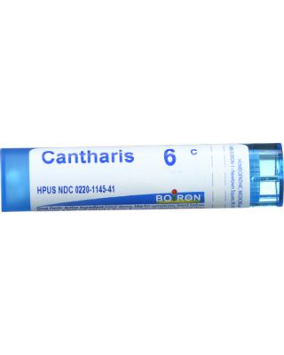 Cantharis 6 C  Md