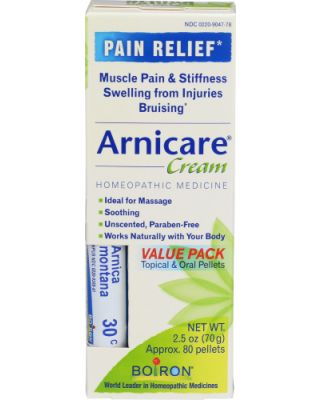 Arnicare Cream/MDT Value Pack