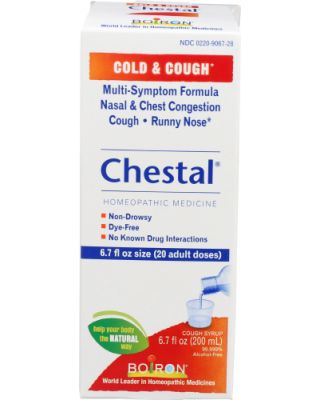 Chestal syrup