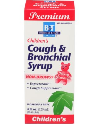 Cough & Bronchial Syrup Children's