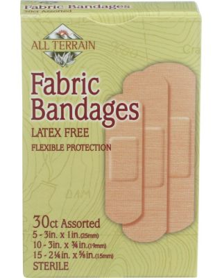 Fabric Bandages Assorted
