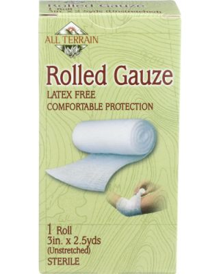 Rolled Gauze 3in