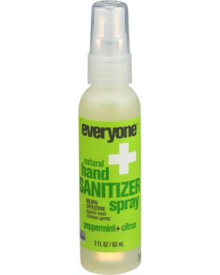 Hand Sanitizer Peppermint/Citrus