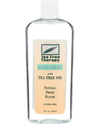 Alcohol Free Tea Tree Mouthwash