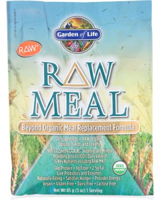 Raw Meal Packet