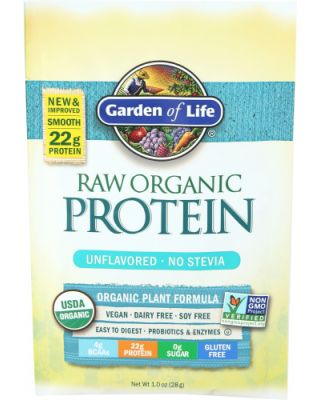 Raw Protein Packet