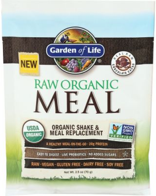 Raw Meal Pack Chocolate