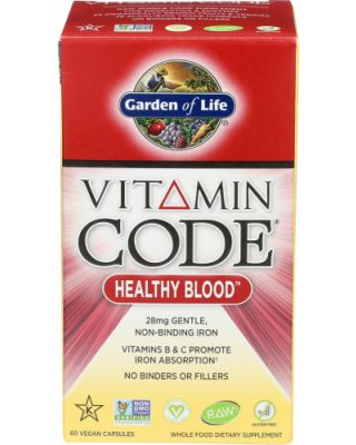 Vitamin Code - Healthy Blood