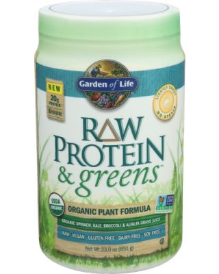 Raw Protein & Greens