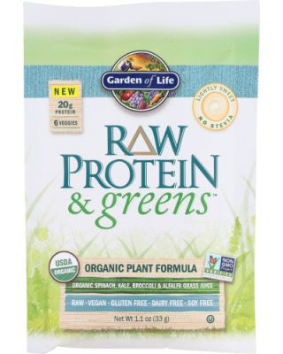 Raw Protein & Greens Lightly Sweet