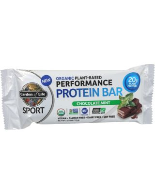 Sport Org Protein Bar Chocolate Mint
