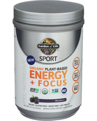 Sport Org Energy Focus Blackberry