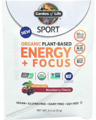 Sport Energy + Focus Sugar Free