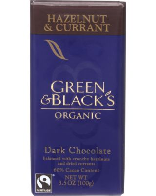 Green/Black Hazelnut Currant