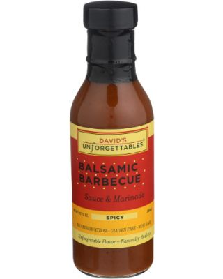 Spicy Balsamic BBQ