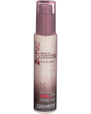 Leave In Conditioner Styling Elixir