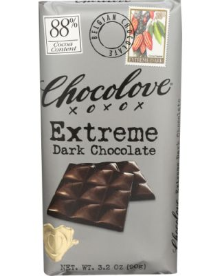 Extreme Dark Chocolate Bar