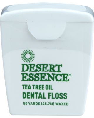 Dental Floss Tea Tree Oil