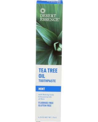Toothpaste Tea Tree Mint