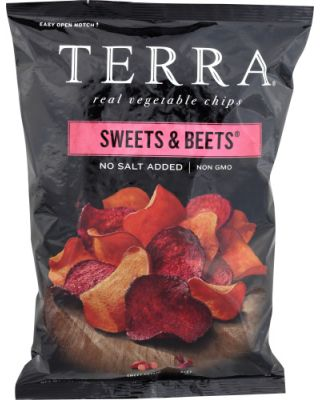 Sweet And Beet Chips