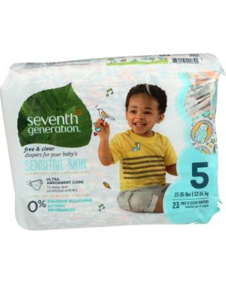 Stage 5 Diapers