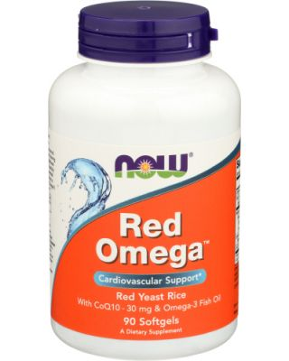 Now  Red Omega Rice Yeast Rice