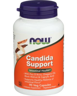 Candida Support Caps
