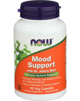 Mood Support With St Johns Wort