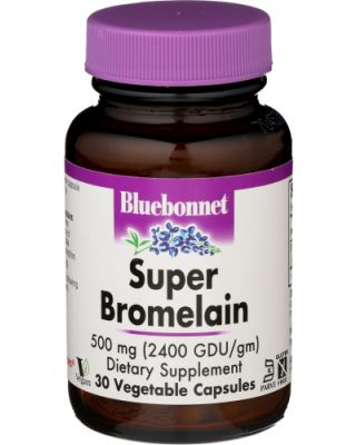 Super Bromelain 500 mg