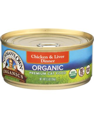 Chicken Liver Grain Free Can
