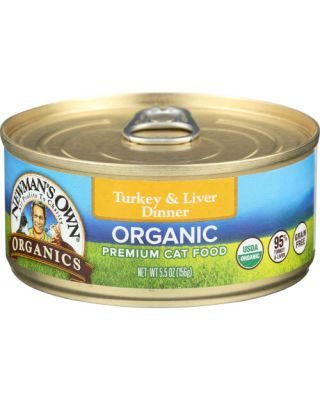 Turkey Liver Grain Free Can