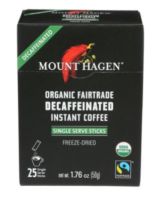 Instant Decaf Coffee