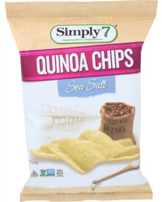Quinoa Chips Salted