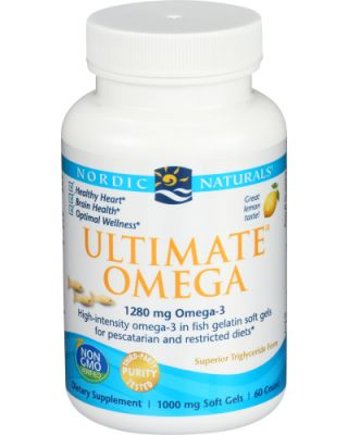 Ultimate Omega Soft Gels