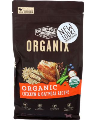 Organix Chicken Rice Dog Dry Food
