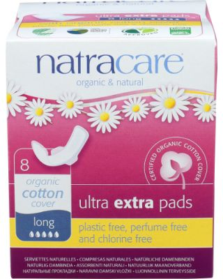 Ultra Extra Pads Normal w/ Wings