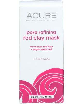 Pore Clarifying Red Clay Mask