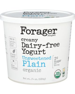 Plain Cashew Yogurt