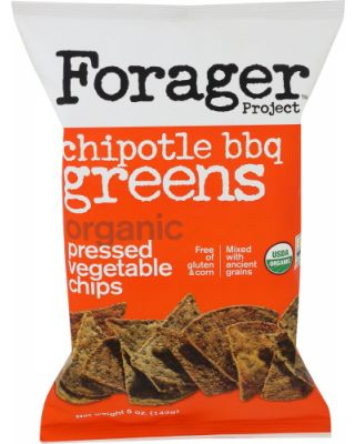 Chipotle Greens Chips