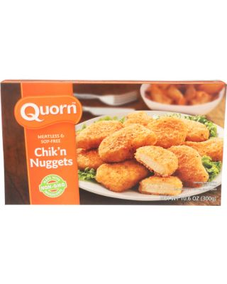 Chicken Style Nuggets