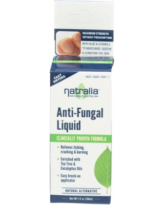 Foot Anti-Fungal Liquid