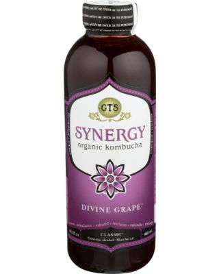 Divine Grape Kombucha