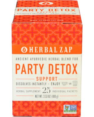 Party Detox Support