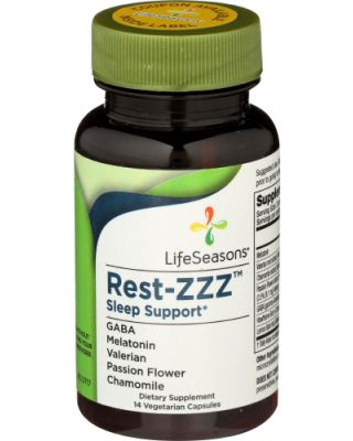 Rest-ZZZ Sleep Support Trial Size